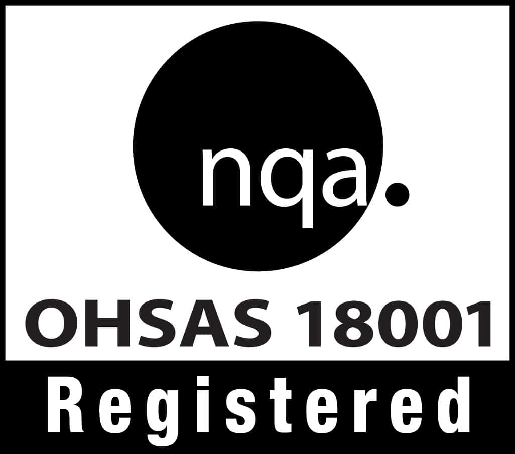 ohsas18001 cert copy
