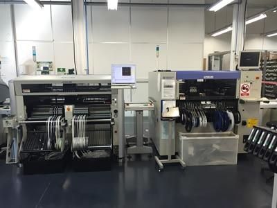 iPulse M20 machine