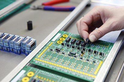Circuit Board Printing & Fuse Adding